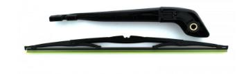Takalasin pyyhkimen varsi ja sulka, 400 mm. Volvo V70 vm. 00-04