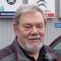 Erik Hellberg / Autoverkstad A & A Hellberg Oy Ab
